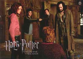 Harry Potter and the Prisoner of Azkaban - 11 x 14 Poster German Style H