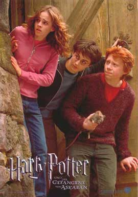 Harry Potter and the Prisoner of Azkaban - 11 x 14 Poster German Style J