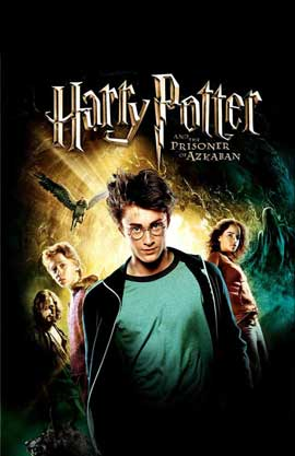 Harry Potter and the Prisoner of Azkaban - 11 x 17 Movie Poster - UK Style A