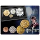 Harry Potter and the Sorcerer's Stone - Gringotts Bank Coin Collection
