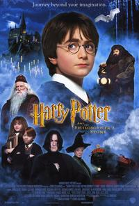 Harry Potter and the Sorcerer's Stone - 27 x 40 Movie Poster
