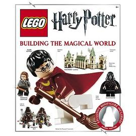 Harry Potter and the Sorcerer's Stone - LEGO Building the Magical World Book
