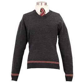 Harry Potter and the Sorcerer's Stone - School Gryffindor Sweater with Tie
