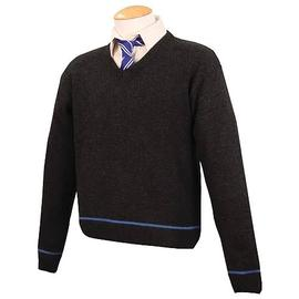 Harry Potter and the Sorcerer's Stone - School Ravenclaw Sweater with Tie