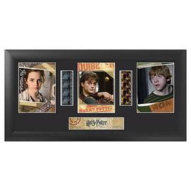 Harry Potter and the Sorcerer's Stone - Deathly Hallows Series 4 Trio Film Cell