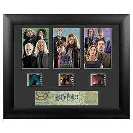 Harry Potter and the Sorcerer's Stone - Deathly Hallows Series 1 Triple Film Cell
