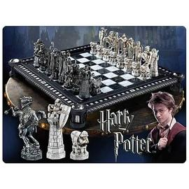 Harry Potter and the Sorcerer's Stone - Sorcerer's Stone Final Challenge Chess Set