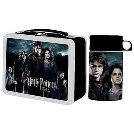 Harry Potter and the Sorcerer's Stone - and the Goblet of Fire Lunch Box