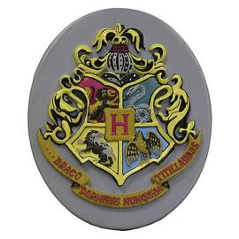 Harry Potter and the Sorcerer's Stone - Hogwarts Crest Resin Magnet