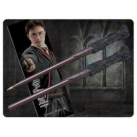 Harry Potter and the Sorcerer's Stone - Wand Pen and Bookmark
