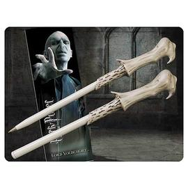Harry Potter and the Sorcerer's Stone - Voldemort Wand Pen and Bookmark