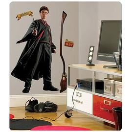 Harry Potter and the Sorcerer's Stone - Peel and Stick Giant Wall Applique