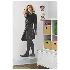 Harry Potter and the Sorcerer's Stone - Hermione Peel and Stick Giant Wall Applique