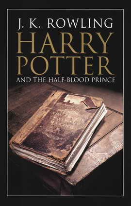 Harry Potter Book Covers - 11 x 17 Movie Poster - Style B