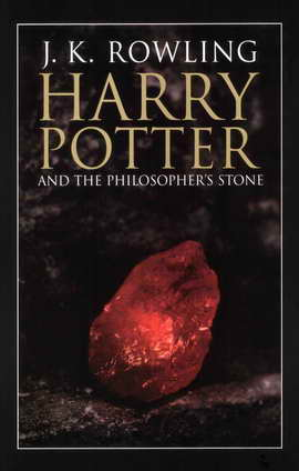 Harry Potter Book Covers - 11 x 17 Movie Poster - Style G
