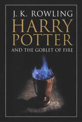 Harry Potter Book Covers - 27 x 40 Movie Poster - Style C