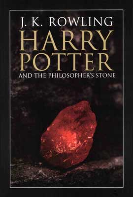 Harry Potter Book Covers - 27 x 40 Movie Poster - Style G