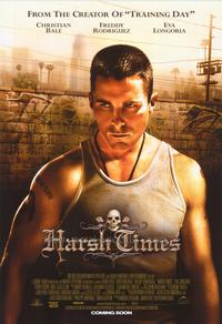Harsh Times - 43 x 62 Movie Poster - Bus Shelter Style A