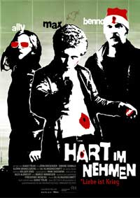 Hart im Nehmen - 11 x 17 Movie Poster - German Style A