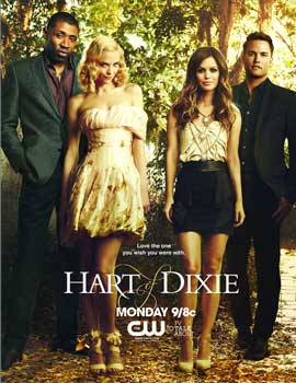 Hart of Dixie (TV) - 43 x 62 TV Poster - Style A