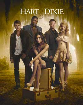 Hart of Dixie (TV) - 27 x 40 TV Poster - Style C