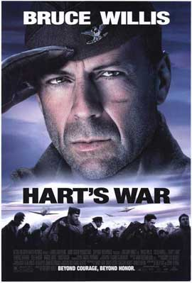 Hart's War - 11 x 17 Movie Poster - Style A