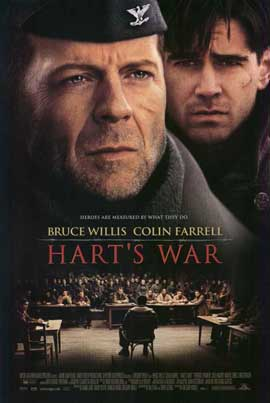 Hart's War - 11 x 17 Movie Poster - Style B