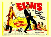 Harum Scarum - 11 x 14 Movie Poster - Style A