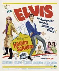 Harum Scarum - 27 x 40 Movie Poster - Style C