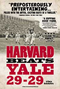 Harvard Beats Yale 29-29 - 43 x 62 Movie Poster - Bus Shelter Style A