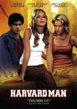 Harvard Man - 27 x 40 Movie Poster - Style A