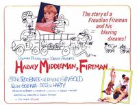 Harvey Middleman, Fireman - 11 x 14 Movie Poster - Style A