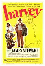 Harvey - 27 x 40 Movie Poster - Style A