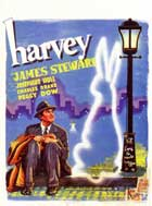 Harvey - 27 x 40 Movie Poster - Belgian Style A