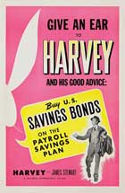 Harvey - 11 x 17 Movie Poster - Style D