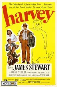 Harvey - 43 x 62 Movie Poster - Bus Shelter Style A