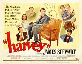 Harvey - 22 x 28 Movie Poster - Half Sheet Style A
