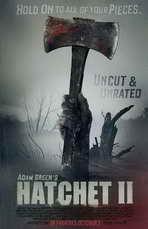 Hatchet 2 - 11 x 17 Movie Poster - Style B