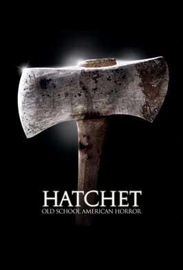 Hatchet 2 - 11 x 17 Movie Poster - Style C