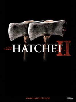 Hatchet II - 11 x 17 Movie Poster - Style A