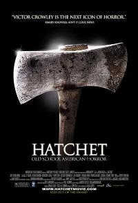 Hatchet - 11 x 17 Movie Poster - Style C