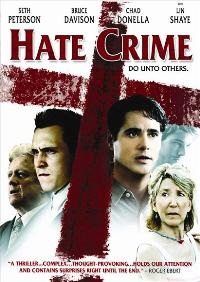 Hate Crime - 27 x 40 Movie Poster - Style B