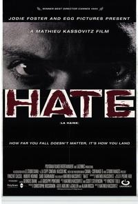 Hate - 27 x 40 Movie Poster - Style A