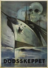 Hate Ship - 27 x 40 Movie Poster - Swedish Style A