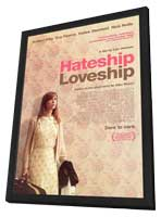 Hateship, Loveship - 11 x 17 Movie Poster - Style A - in Deluxe Wood Frame