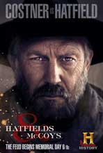 Hatfields & McCoys (TV) - 11 x 17 TV Poster - Style A