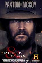 Hatfields & McCoys (TV) - 11 x 17 TV Poster - Style B