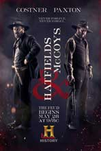 Hatfields & McCoys (TV) - 11 x 17 TV Poster - Style C