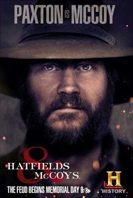 Hatfields & McCoys (TV) - 11 x 17 TV Poster - Style B