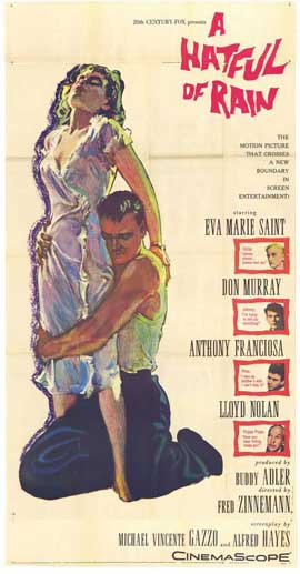 Hatful of Rain - 27 x 40 Movie Poster - Style A